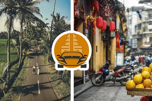 Desa dan Pasar Tradisional