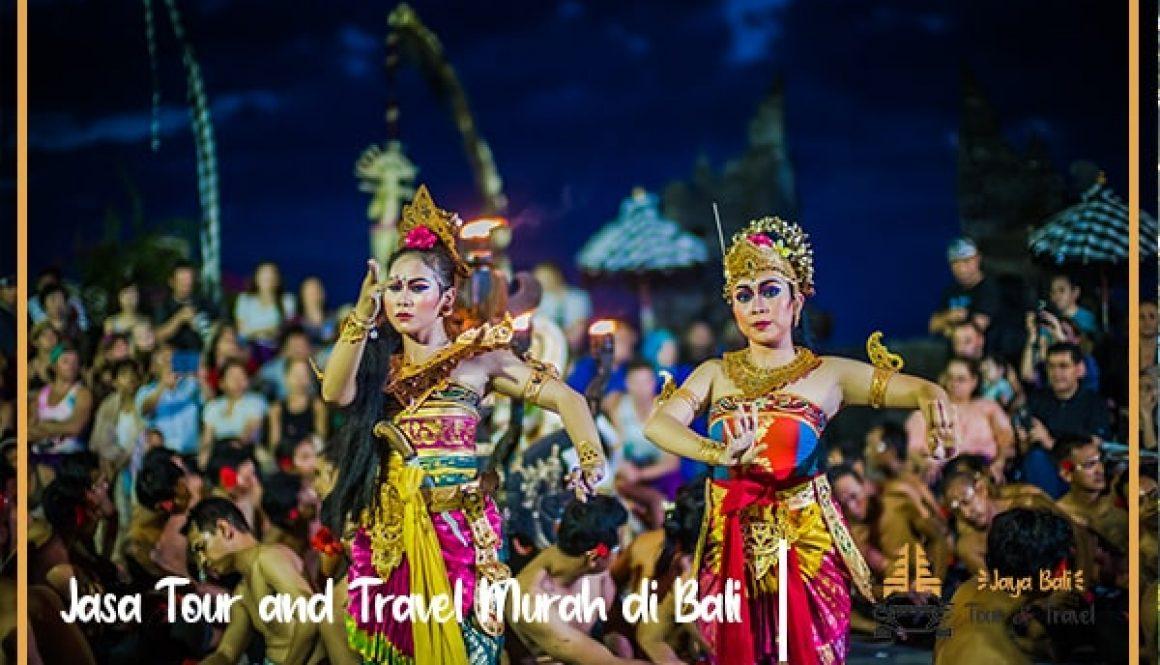 Jasa Tour and Travel Murah di Bali