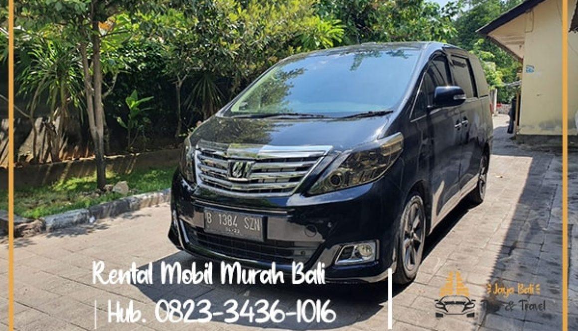 Rental Mobil Murah